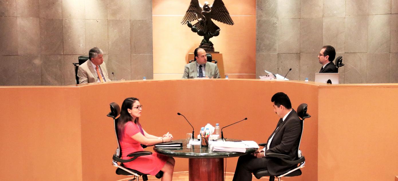 LA SALA REGIONAL XALAPA ANULA LA ELECCIÓN DE DIPUTADOS FEDERALES EN EL 02 DISTRITO ELECTORAL CON CABECERA EN BOCHIL, CHIAPAS