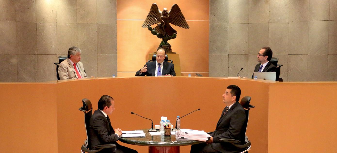 LA SALA XALAPA ANULA LA ELECCIÓN DE INTEGRANTES DEL AYUNTAMIENTO DE SAN ANDRÉS DURAZNAL, CHIAPAS
