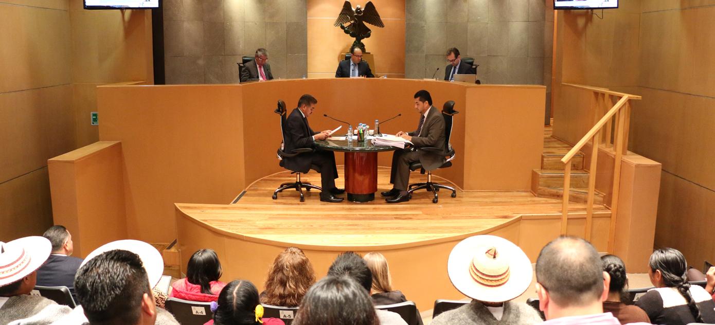 LA SALA REGIONAL XALAPA RESUELVE DIVERSOS ASUNTOS RELACIONADOS CON LAS ELECCIONES DE INTEGRANTES DE LOS AYUNTAMIENTOS DE CHALCHIHUITÁN, SANTIAGO EL PINAR, BOCHIL Y SOLOSUCHIAPA, EN EL ESTADO DE CHIAPAS