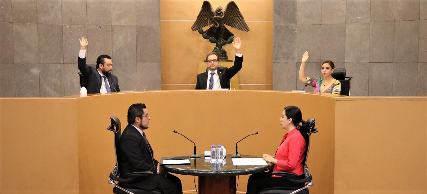 LA SALA REGIONAL XALAPA CONFIRMA EL NO REGISTRO COMO PARTIDO POLÍTICO LOCAL A ENCUENTRO SOCIAL EN CHIAPAS