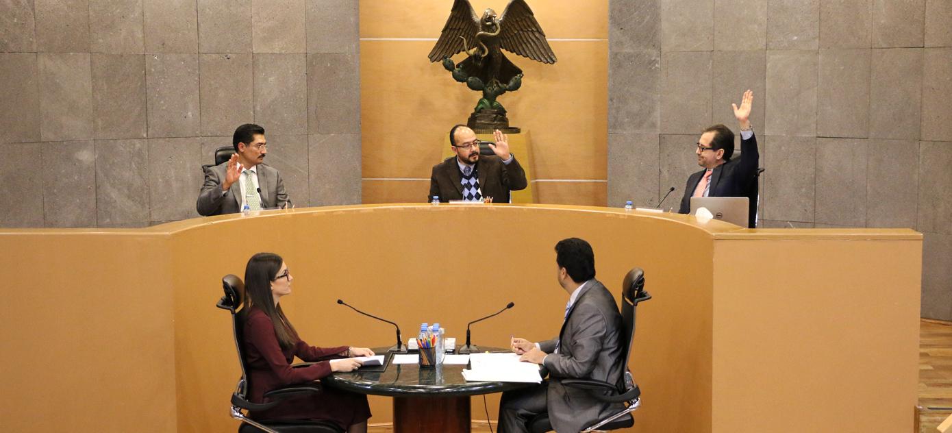 LA SALA REGIONAL XALAPA CONFIRMA ELECCIONES EXTRAORDINARIAS DE LOS AYUNTAMIENTOS DE EL PORVENIR Y MONTECRISTO DE GUERRERO, DEL ESTADO DE CHIAPAS
