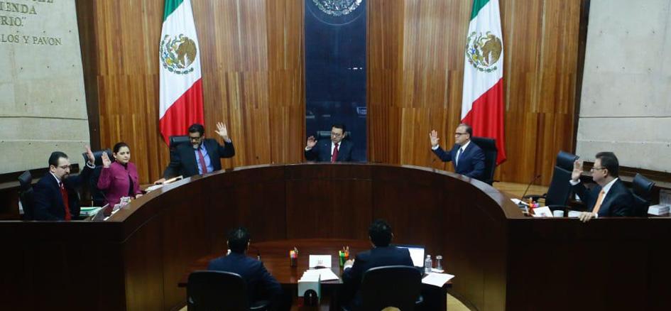 TEPJF revoca elección de integrantes de la Comisión Nacional de Honestidad y Justicia de Morena