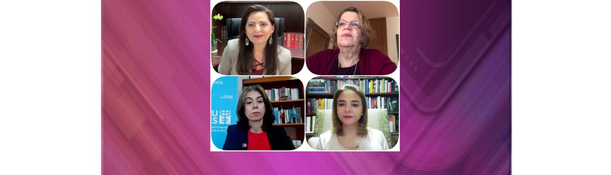 La magistrada Mónica Soto Fregoso hace llamado a evitar violencia política entre mujeres