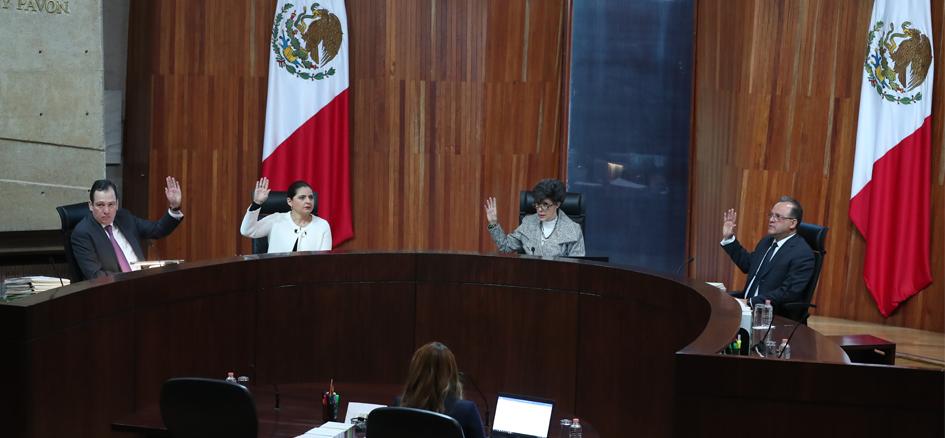 El TEPJF desecha demanda de Juan Manuel Zepeda Hernández