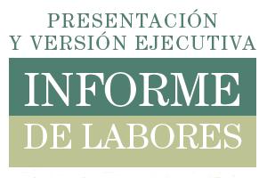 INFORME DE ACTIVIDADES 2013-2014 (EJECUTIVO)