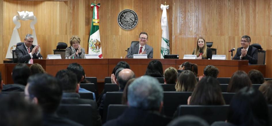 Misión de la Escuela Judicial Electoral del TEPJF en 2020: consolidar un Tribunal abierto, profesional y cercano, afirma Felipe de la Mata Pizaña