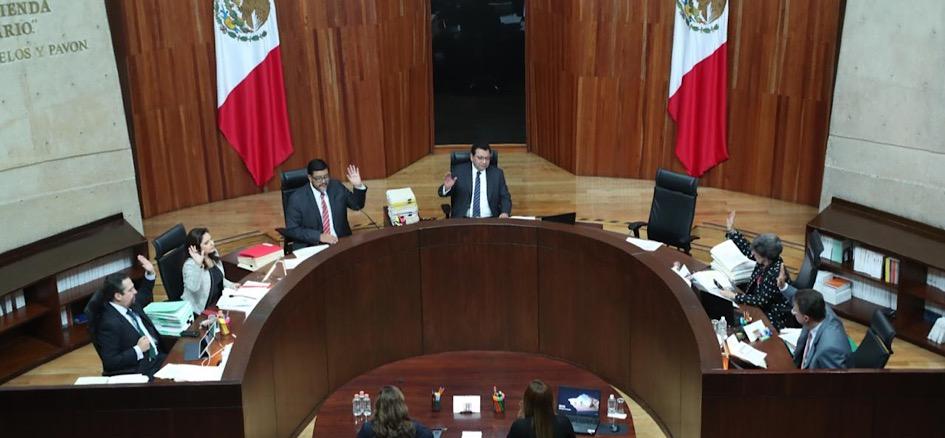 Desecha TEPJF impugnación de Ulises Ruiz a convocatoria del PRI