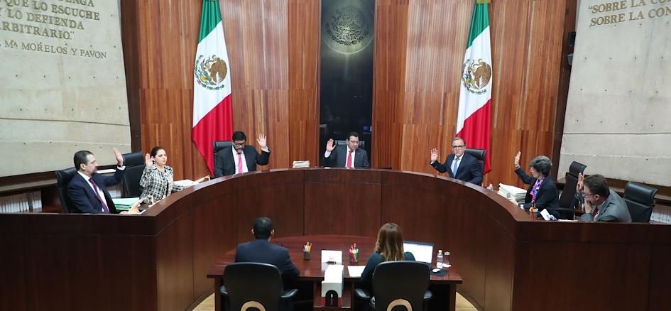 Confirma TEPJF 644 mil pesos en multas a Morena