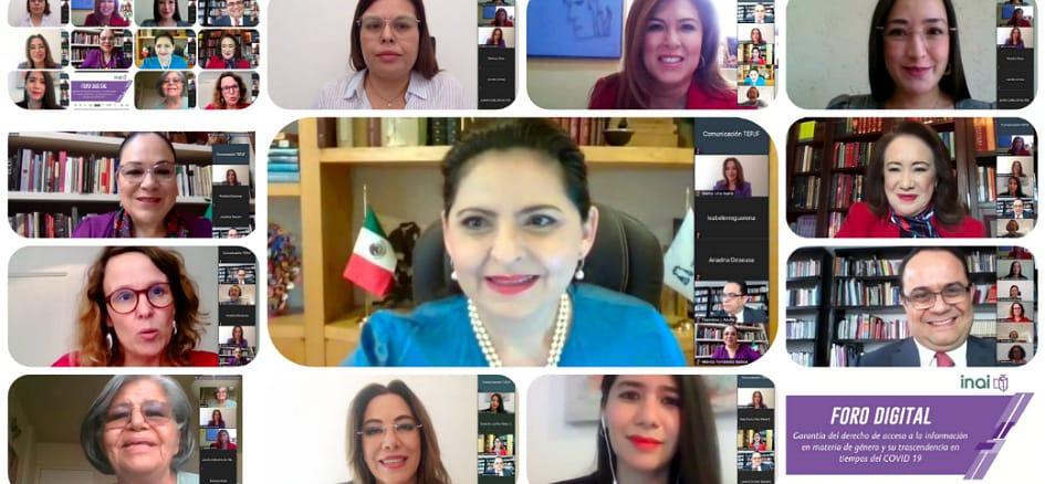 La magistrada Mónica Soto plantea paridad de género en aplicación de los presupuestos públicos