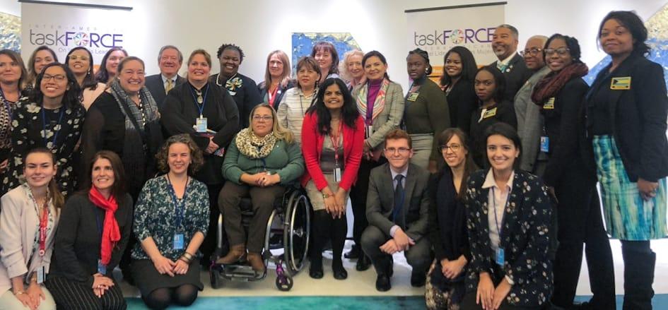 Impulsa TEPJF liderazgo de mujeres en foro de la ONU