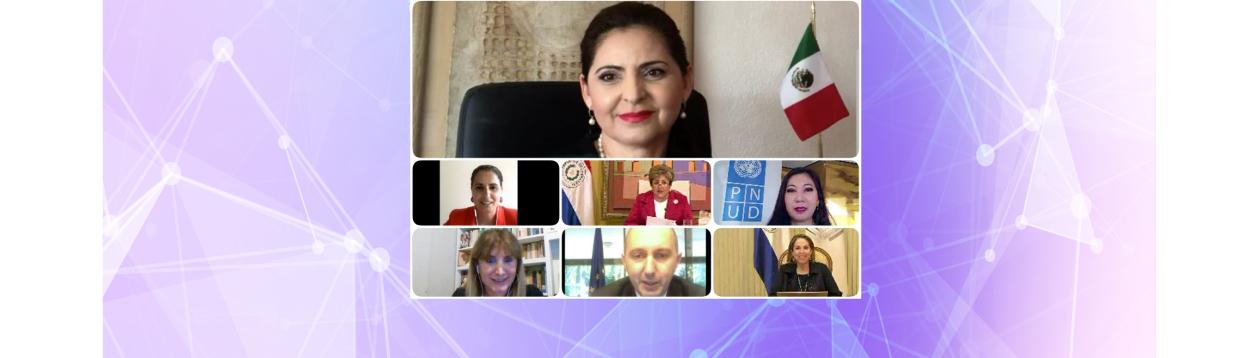 Deben fortalecerse las redes para defender los derechos de las mujeres ante COVID-19: Mónica Soto