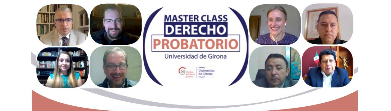 En conjunto con la Universidad de Girona, inicia la Master Class de la EJE en su segunda edición