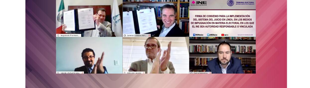 El Tribunal Electoral y el INE, juntos, son más fuertes: Felipe Fuentes Barrera