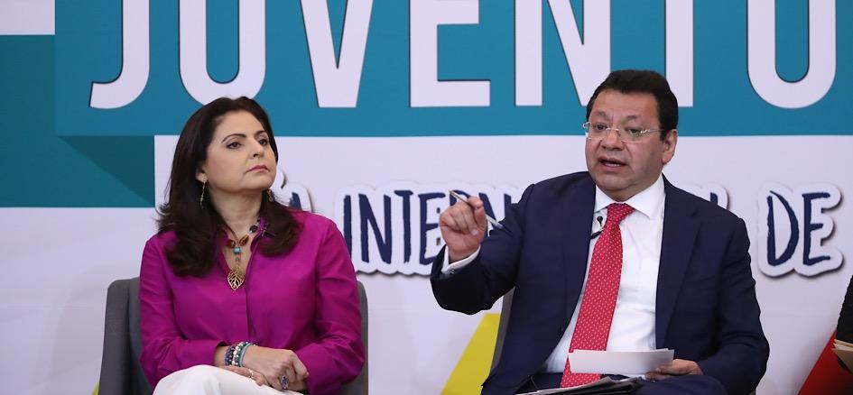 Se necesita de los jóvenes de México para mejorar instituciones y consolidar sociedad democrática, afirman magistrados Felipe Fuentes Barrera y Mónica Soto Fregoso