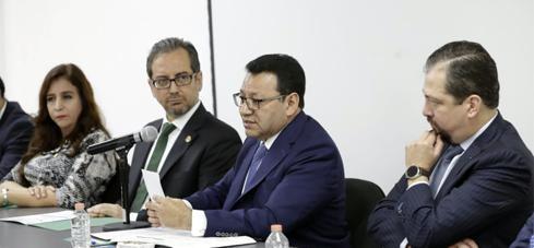 Reforma al Poder Judicial de la Federación es histórica: Felipe Fuentes Barrera