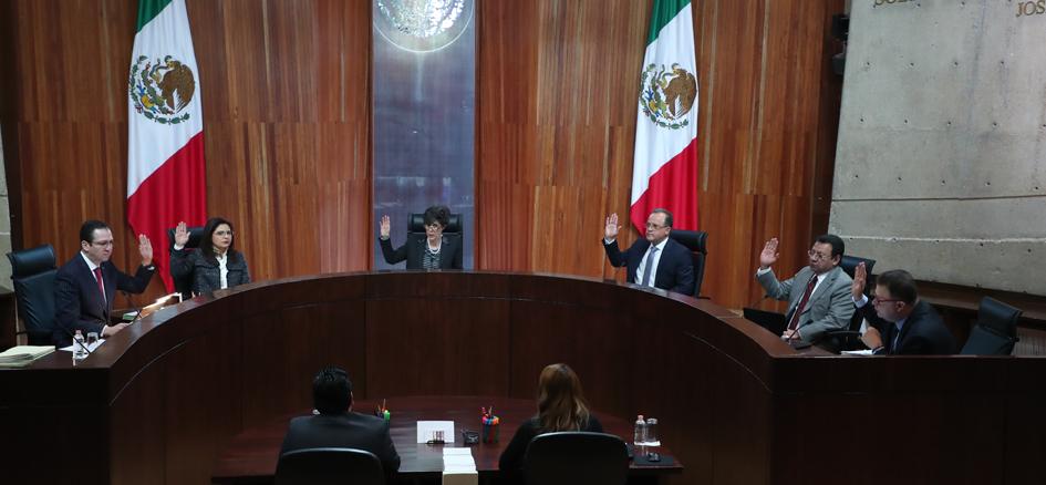 Ordena TEPJF al PRD emitir una nueva resolución en torno a sus Consejeros Nacionales
