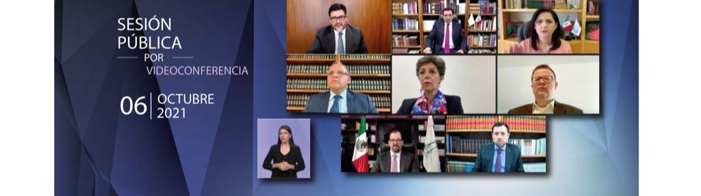 Confirma el TEPJF resolución de la Sala Regional Especializada por el acto de los primeros 100 días del tercer año de gobierno del presidente de la República
