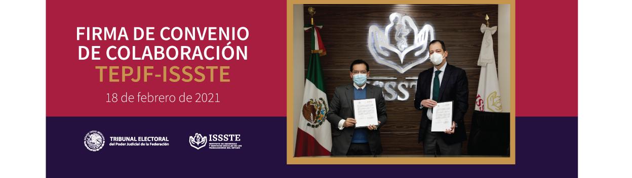 Inicia programa piloto TEPJF-ISSSTE para consultas virtuales en tiempos de pandemia por COVID-19