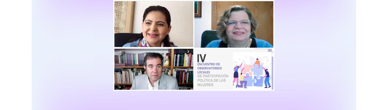 El TEPJF está listo para defender los derechos de las mujeres en elecciones del 2021: Mónica Soto