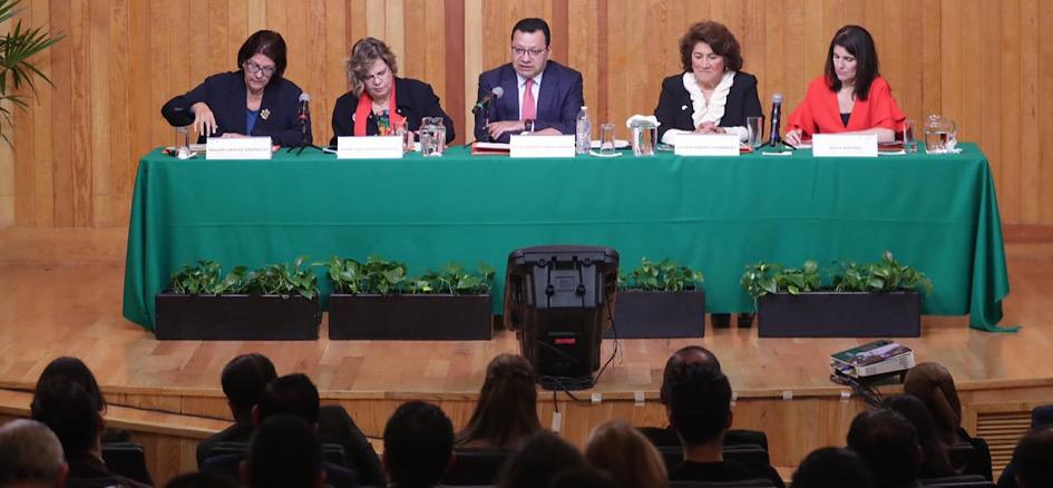 Es misión del TEPJF derribar muros que impiden igualdad de las mujeres: Felipe Fuentes Barrera