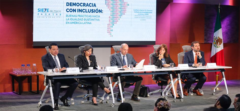 TEPJF refrenda compromiso para combatir violencia política de género: Fuentes Barrera