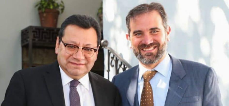 TEPJF e INE fortalecen la coordinación interinstitucional