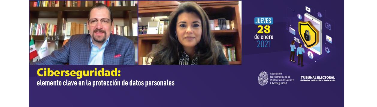 Fundamental, incentivar la protección de datos personales de las y los mexicanos: José Luis Vargas