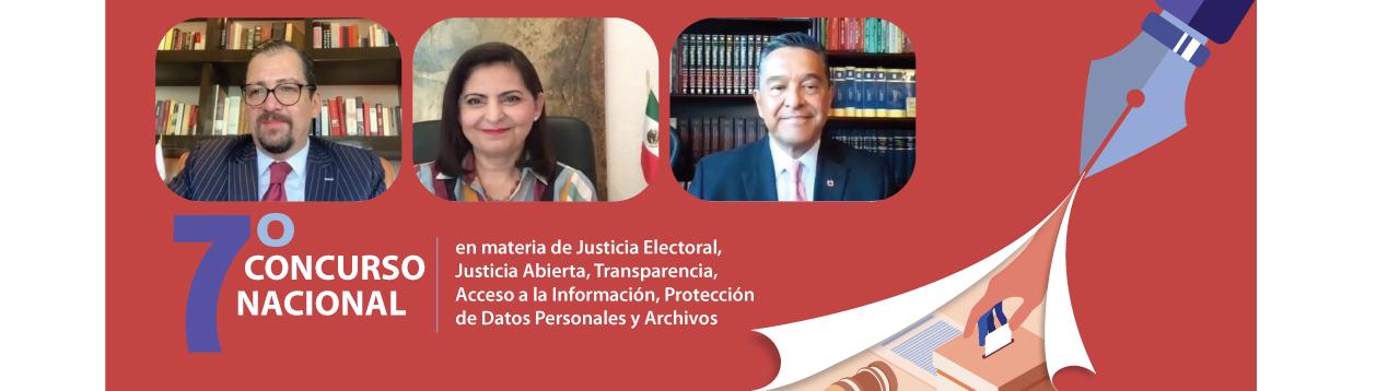 El TEPJF y la UNAM premian concurso de ensayo en materia de justicia electoral