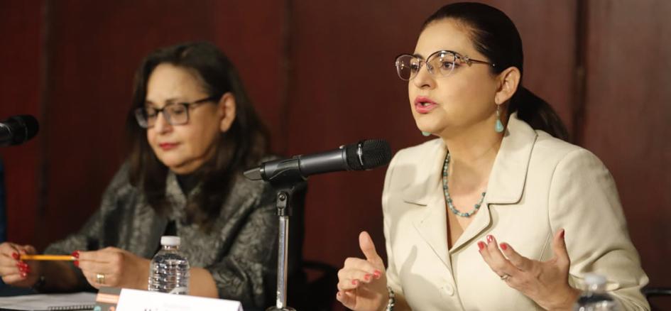 Hay riesgos de retroceso en derechos ganados por mujeres: magistrada Mónica Soto