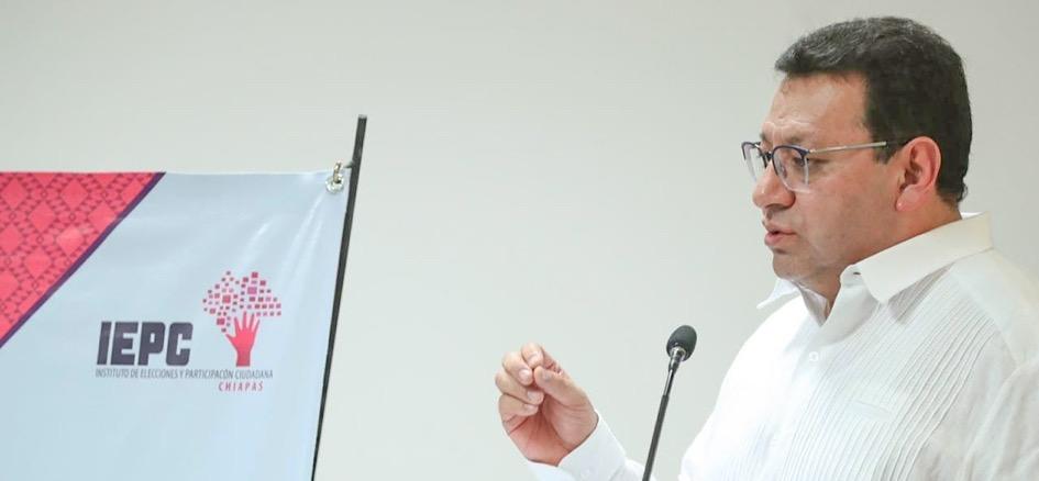 Debe analizarse permitir el financiamiento privado en elecciones: Felipe Fuentes Barrera