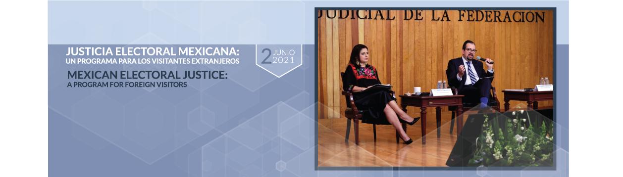 El TEPJF garantiza prudencia y responsabilidad política en estos comicios: José Luis Vargas