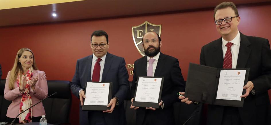 Brindar certeza y seguridad jurídica electoral forma parte de nuestra labor: Felipe Fuentes Barrera