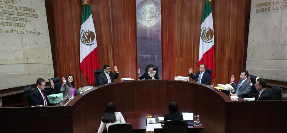 TEPJF determina ganadores en distrito 11 de Chiapas