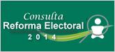 Consulta Reforma Electoral