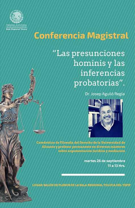 """""""Tres lecciones sobre teoría de la argumentación y actividad judicial"""""""