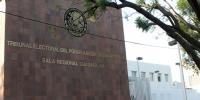 Fotografía: Fachada de la Sala Regional Guadalajara, Primera Circunscripción.