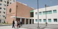 Fotografía:Fachada de la Sala Regional Monterrey. Segunda Circunscripción.