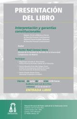 Libro: Interpretación y garantías constitucionales