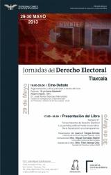Jornadas del Derecho Electorla- Tlaxcala