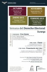Semana del Derecho Electoral