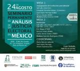Seminario permanente en análisis de la justicia electoral en México