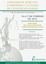 Jornadas de Derecho Comparado y Control de la Convencionalidad