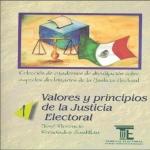 Serie Cuadernos de Divulgación Sobre Aspectos Doctrinales de la Justicia Electoral