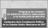 Programa de fomento de derechos
