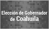 Elección Coahuila