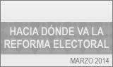 Foro Reforma Electoral