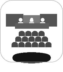 icono de Sesiones Públicas