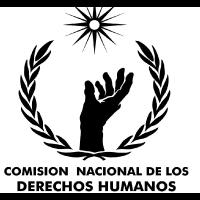 Logo Comicion Nacional de los Derechos Humanos