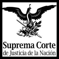 Logo de la Suprema Corte de la Justicia de la Nacion