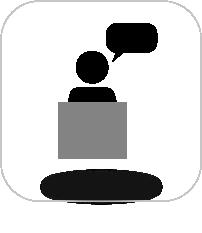 icono de Audiencia  de Alegatos
